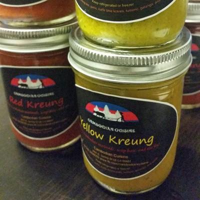 Organic Yellow Kreung (16 oz)