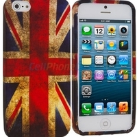 iPhone 5/5S -  World Flags in Retro Design Cases for Assorted Countries - Thumbnail 4