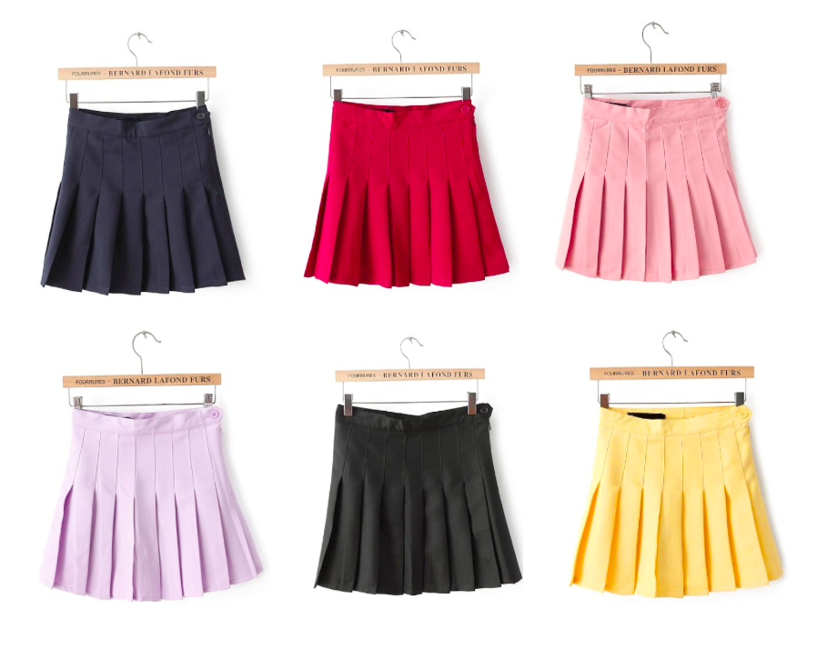 Pleated Tennis Skirt · hhotaru ·