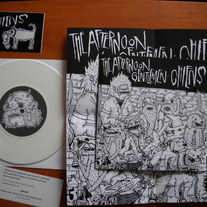 THE AFTERNOON GENTLEMEN / CHIENS split 7''