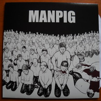 MANPIG 'the grand negative' lp