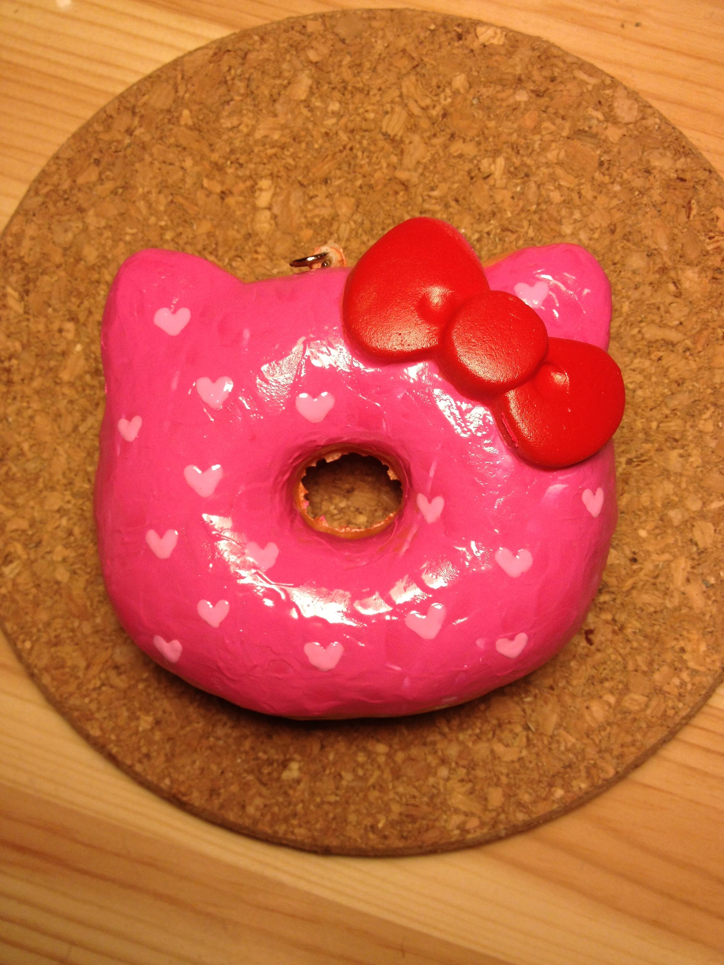Diy Squishy Hello Kitty : DIY Deco Squishy - Hello Kitty Donut Squishy (Type E) ? Daisy s Kawaii Store ? Online Store ...