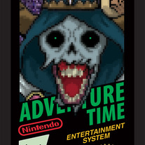 Adventure Time 8bit - Lich