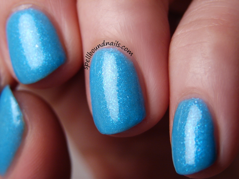 Bluebell Flames - Custom Harry Potter Inspired Blue Glow in the Dark ...