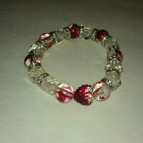 Bleeding Hearts Bracelet