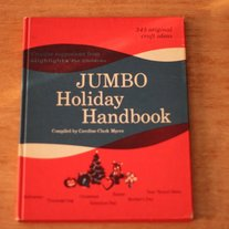 Jumbo Holiday Handbook, Vintage Crafts