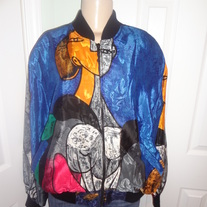 "Vintage 80""s Jacket Size L or XL"
