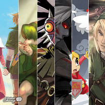 Legend of Zelda Posters