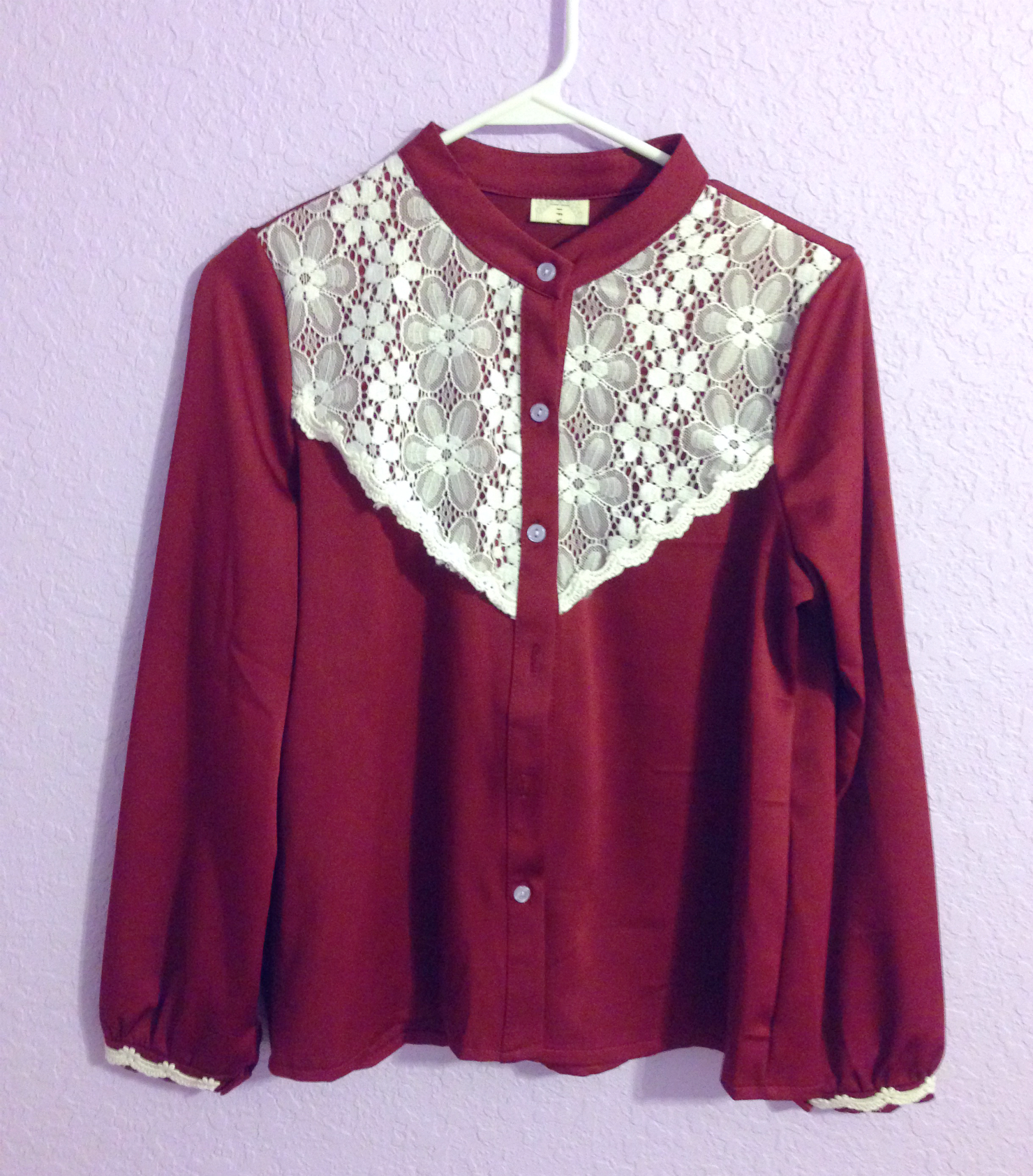 Remove Wine Stains From Cotton Blouse 77