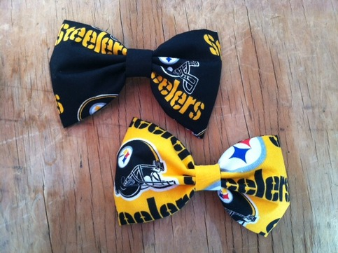 Pittsburgh Steelers Bows On Storenvy