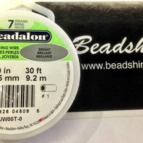 7 Strand Beading Wire 0.25mm (spool)