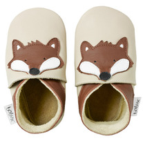 Bobux Beige Fox Shoe