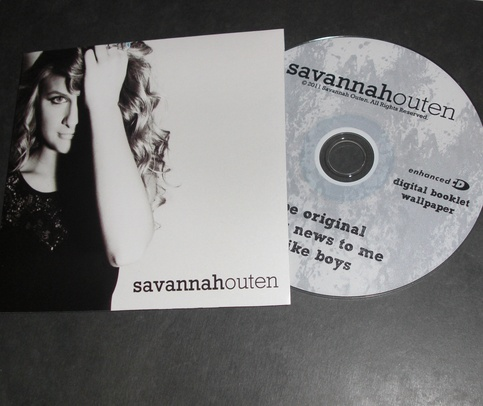 Savannah Outen EP