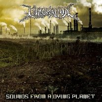 Inhumation - Sounds from a Dying Planet CD