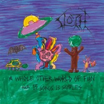 Sloth - A Whole World of Fun aka 13 Songs 13 Samples CD