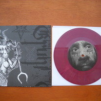 GRUNT / COMPULSION TO KILL split 7""