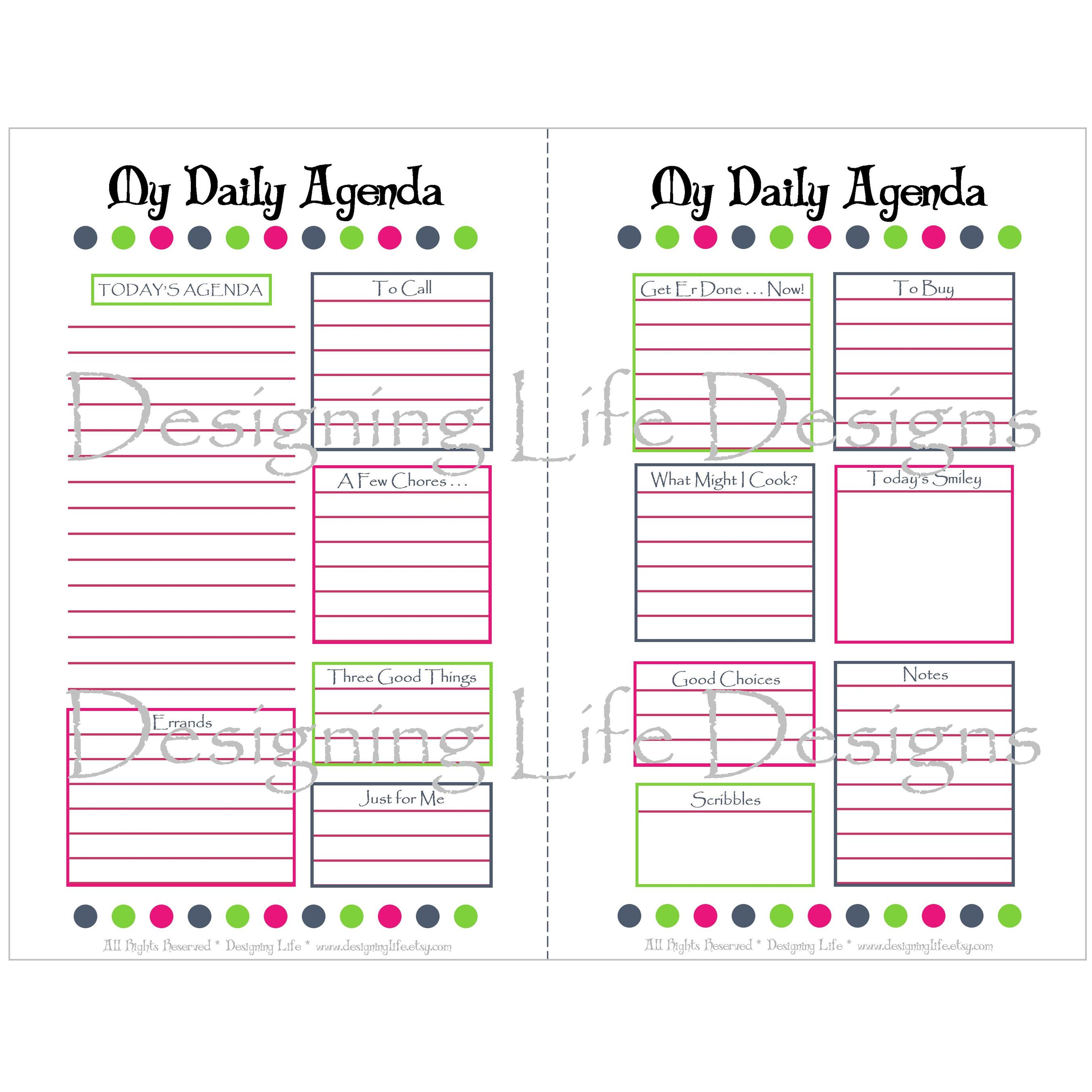 daily calendar sheets akba greenw co