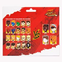 Street Fighter 2-packs