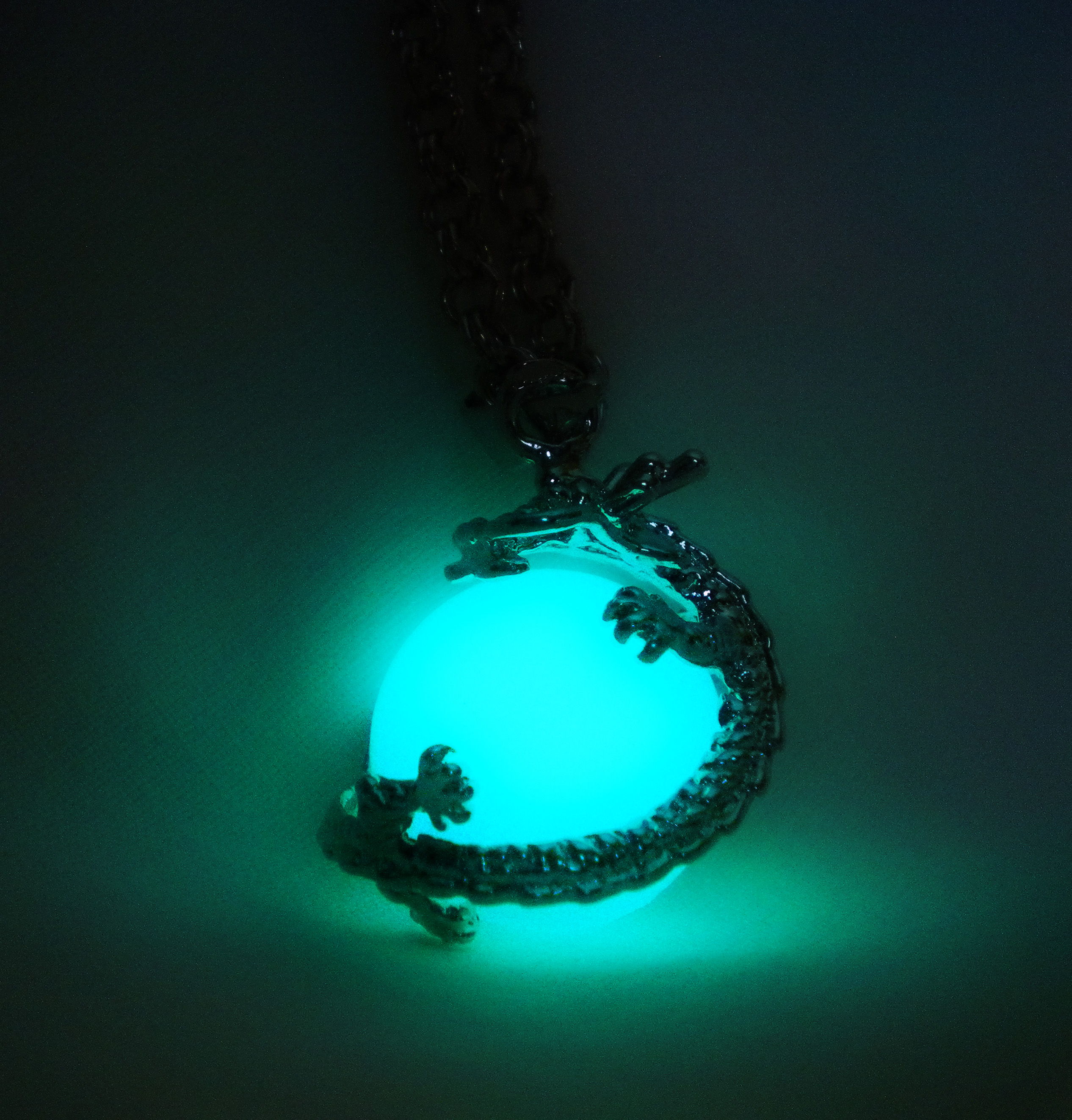 original pendant materia in products the necklace glow caged glowing locket dark cage