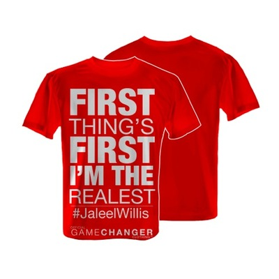 Jaleel willis signature walkout