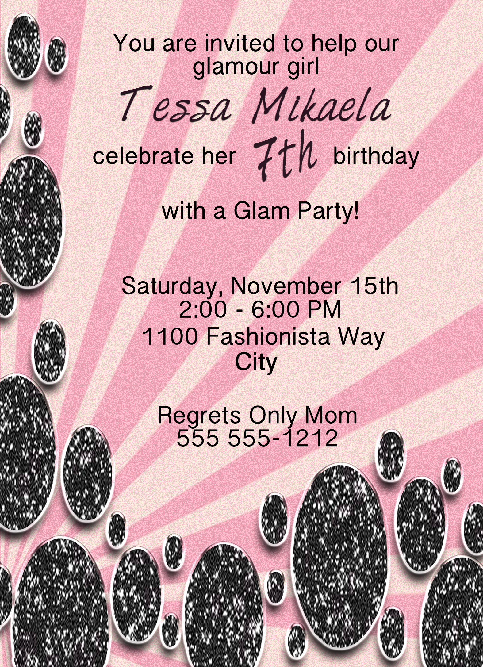 Birthday Invitations Card Pictures Barbie create holiday cards ...
