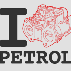 I Carb Petrol Shirt