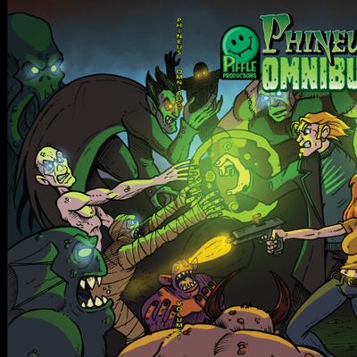 Phineus omnibus volume 1