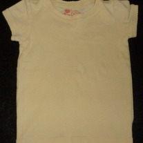 Yellow Short Sleeve Shirt-Baby Gap Size 18-24 Month