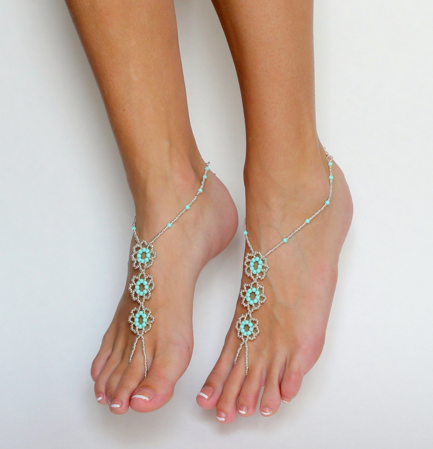 for style barefoot sandals by anklet beaded forever palace bridal gift woman boho soles bracelet jewelry gold wedding pin