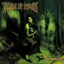 Cradle of Filth - Thornography (black vinyl)