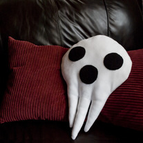 Shinigami-sama Mask Pillow
