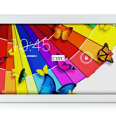"H1001 10.1"" tablet pc tft 1024x600 android 4.4 rk3128 quad-core 1.2ghz 1gb ram 8gb rom 2mp with bluetooth (white)"