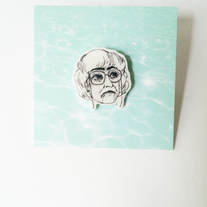 Sophia Petrillo Illustrated Pin  medium photo