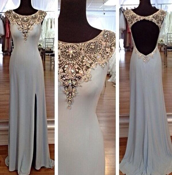Two Shoulder Lace Prom Dresses,Long Prom Dresses,Prom Dresses 2015 ...