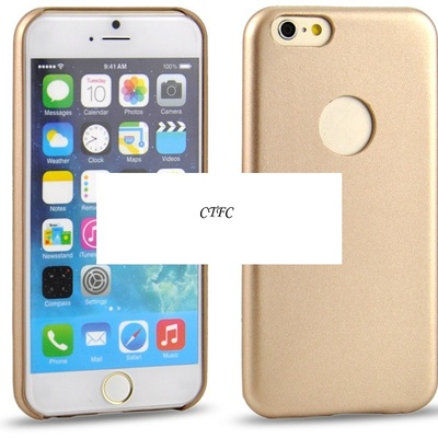 "Angibabe 0.3mm ultra-slim faux leather case for 4.7"" iphone 6 (golden)"