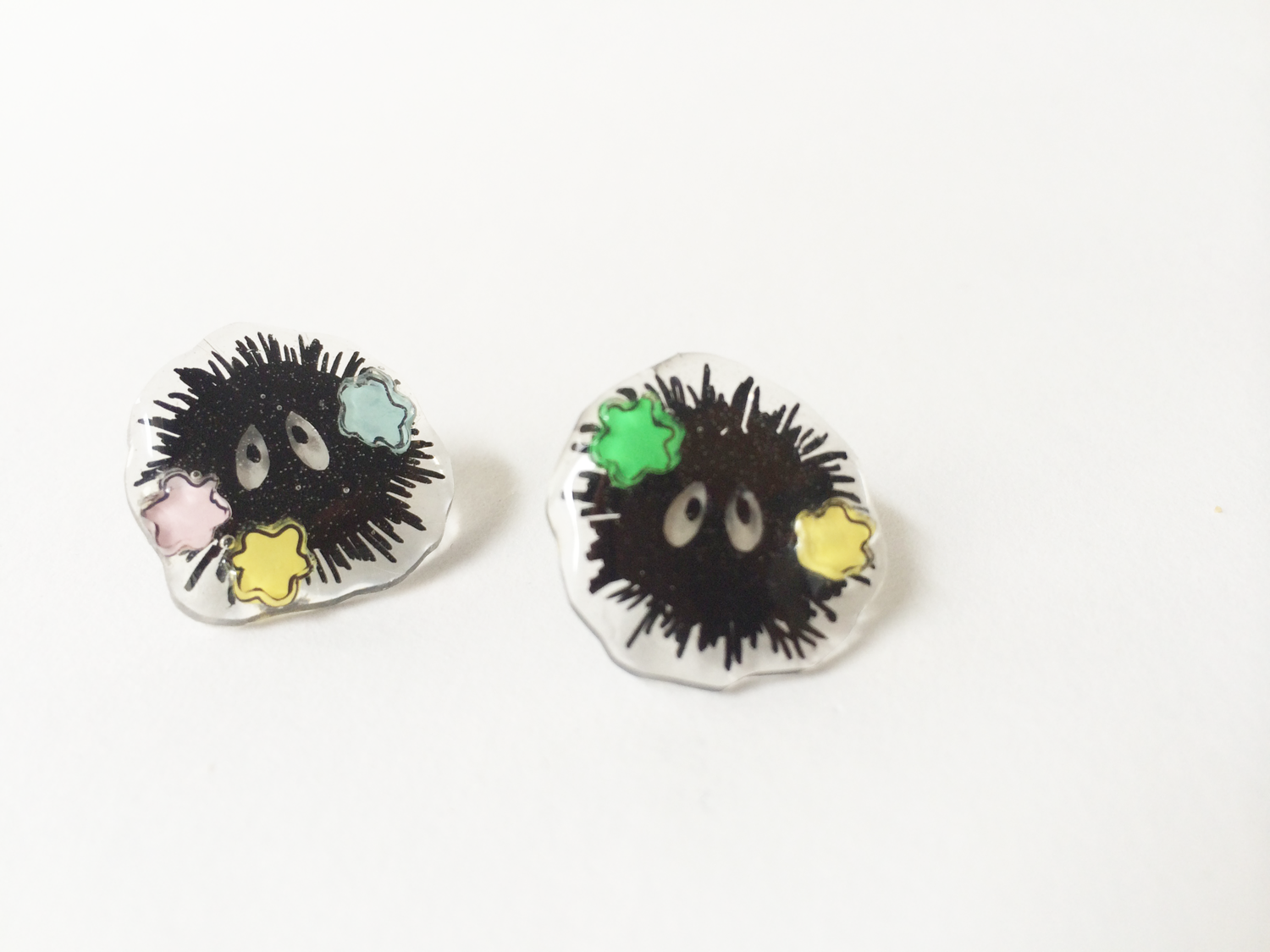 soot sprites earrings little otto online store powered. Black Bedroom Furniture Sets. Home Design Ideas