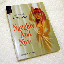 Naughty & Nice: The Good Girl Art of Bruce Timm