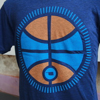 OKC Basketball Shirt