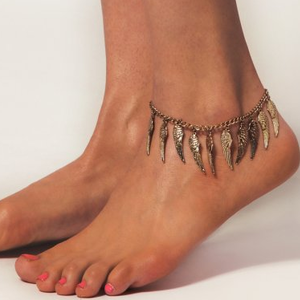 Wings Anklet