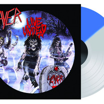 Slayer - Live Undead/Haunting The... (clear or metallic silver/red splatter vinyl) *RSD 2013*