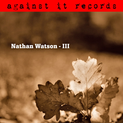 Nathan watson / the amber tapes - double release cd (limited edition)