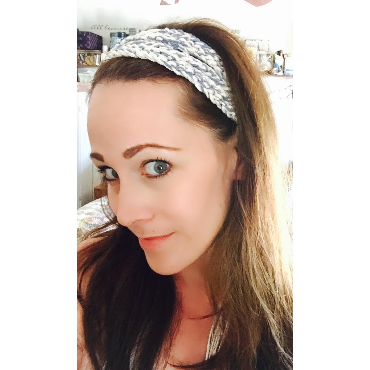 Scarf Headband 834561404c1