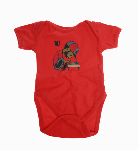 <div class=lght> <div class=lghttit>MAESTRO - RED ONESIE</div> <div class=lghtprice>&#36;24.99</div> <div class=lghtbut><a href=http://www.jdillastore.com/products/13209021-maestro-red-onesie target=_blank class=lghtbtn>MORE DETAILS</a></div> </div> <p>