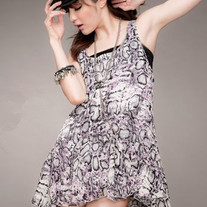 Vestido Serpiente / Snake Dress 2WH284