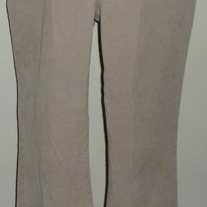 Khaki Corduroy Pants-Old Navy Maternity Size Large  CL413