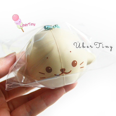 Very Small Squishy Collection : Rare* Sirotan Seal Squishy (Licensed) ? Uber Tiny ? Online Store Powered by Storenvy