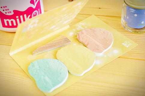 Design Your Own Ice Cream Cake : Ice Cream Cone Sticky Notes ? Ice Cream Cake ? Online ...