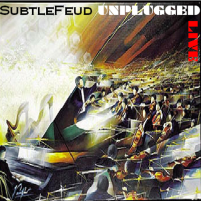 Subtlefeud - unplugged live digital copy