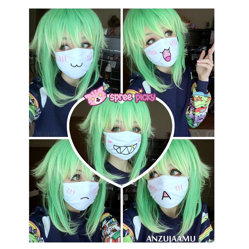 13 Designs Emoji Emoticons Dust Face Mask Sp141360