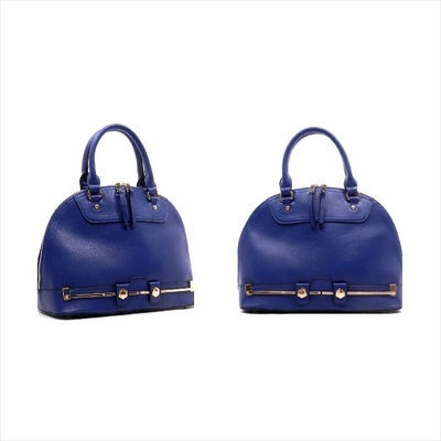 Fashion dome satchel
